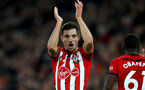 SOUTHAMPTON, ENGLAND - DECEMBER 01: Cedric of Southampton during the Premier League match between Southampton FC and Manchester United at St Mary's Stadium on December 1, 2018 in Southampton, United Kingdom. (Photo by Matt Watson/Southampton FC via Getty Images)