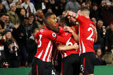 Gallery: Saints 2-2 Man Utd