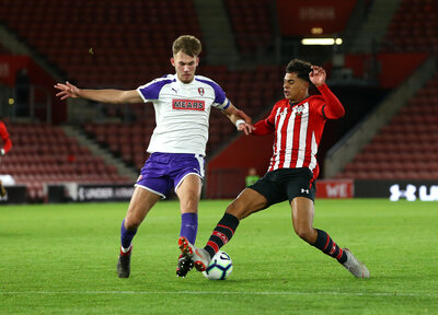U18 Gallery: Saints 2-0 Rotherham