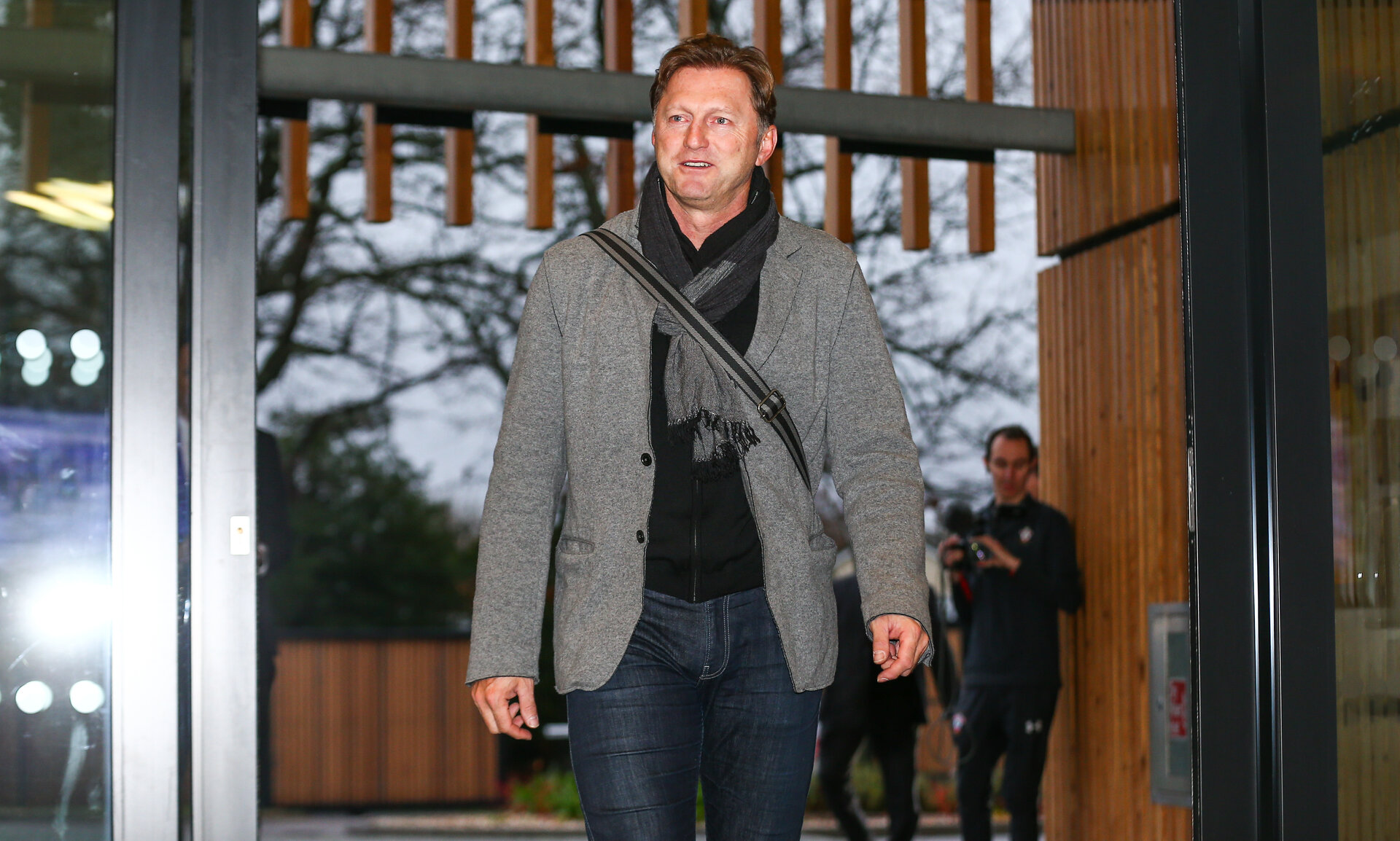 SOUTHAMPTON, ENGLAND - DECEMBER 06: new Southampton FC manager Ralph Hasenhüttl pictured at the club's Staplewood Campus on December 6, 2018 in Southampton, England. (Photo by Matt Watson/Southampton FC via Getty Images)