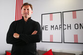Gallery: Hasenhüttl's first day as Saints boss