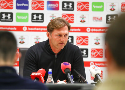Press conference (part one): Ralph Hasenhüttl previews Arsenal