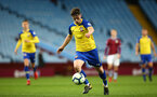BIRMINGHAM, ENGLAND - DECEMBER 07: Will Ferry during the match between Aston Villa FC and Southampton FC pictured at Villa Park Stadium  on December 7, 2018 in Birmingham, England. (Photo by James Bridle - Southampton FC/Southampton FC via Getty Images)