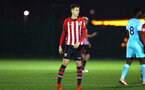SOUTHAMPTON, ENGLAND - DECEMBER 14: Will Smallbone during the U23s PL2 match between Southampton FC and Newcastle United pictured at Staplewood Training Ground on December 14, 2018 in Southampton England. (Photo by James Bridle - Southampton FC/Southampton FC via Getty Images)