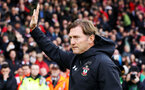 SOUTHAMPTON, ENGLAND - DECEMBER 16: Southampton manager Ralph Hasenhuttl during the Premier League match between Southampton FC and Arsenal FC at St Mary's Stadium on December 15, 2018 in Southampton, United Kingdom. (Photo by Chris Moorhouse/Southampton FC via Getty Images)