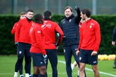 Hasenhüttl: Let's send a message