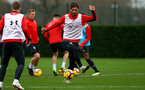 SOUTHAMPTON, ENGLAND - DECEMBER 25: Manolo Gabbiadini during a Southampton FC training session at the Staplewood Campus on December 25, 2018 in Southampton, England. (Photo by Matt Watson/Southampton FC via Getty Images)