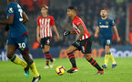 SOUTHAMPTON, ENGLAND - DECEMBER 27:  Mario Lemina of Southampton during the Premier League match between Southampton FC and West Ham United at St Mary's Stadium on December 27, 2018 in Southampton, United Kingdom. (Photo by Matt Watson/Southampton FC via Getty Images)
