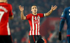 SOUTHAMPTON, ENGLAND - DECEMBER 27:  Oriol Romeu of Southampton during the Premier League match between Southampton FC and West Ham United at St Mary's Stadium on December 27, 2018 in Southampton, United Kingdom. (Photo by Matt Watson/Southampton FC via Getty Images)