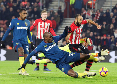 90 in 90: Saints 1-2 West Ham