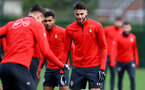 SOUTHAMPTON, ENGLAND - JANUARY 01: Wesley Hoedt of Southampton during a Southampton FC training session at the Staplewood Campus on January 01, 2019 in Southampton, England. (Photo by Matt Watson/Southampton FC via Getty Images)