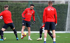 SOUTHAMPTON, ENGLAND - JANUARY 01: Danny Ings of Southampton during a Southampton FC training session at the Staplewood Campus on January 01, 2019 in Southampton, England. (Photo by Matt Watson/Southampton FC via Getty Images)