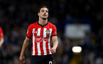LONDON, ENGLAND - JANUARY 02: Cedric Soares of Southampton during the Premier League match between Chelsea FC and Southampton FC at Stamford Bridge on January 02, 2019 in London, United Kingdom. (Photo by Matt Watson/Southampton FC via Getty Images)