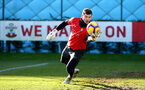 SOUTHAMPTON, ENGLAND - JANUARY 08: Fraser Forster during a Southampton FC training session at the Staplewood Campus on January 08, 2019 in Southampton, England. (Photo by Matt Watson/Southampton FC via Getty Images)