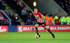 LEICESTER, ENGLAND - JANUARY 12: Oriol Romeu of Southampton during the Premier League match between Leicester City and Southampton FC at The King Power Stadium on January 12, 2019 in Leicester, United Kingdom. (Photo by Matt Watson/Southampton FC via Getty Images)