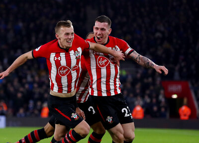 Highlights: Saints 2-1 Everton
