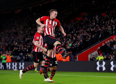Ward-Prowse strike up for Premier League Goal of the Month