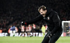 SOUTHAMPTON, ENGLAND - JANUARY 19: Ralph Hasenhuttl during the Premier League match between Southampton FC and Everton FC at St Mary's Stadium on January 19, 2019 in Southampton, United Kingdom. (Photo by Matt Watson/Southampton FC via Getty Images)