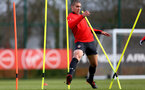SOUTHAMPTON, ENGLAND - JANUARY 26: Oriol Romeu during a Southampton FC training session at the Staplewood Campus on January 26, 2019 in Southampton, England. (Photo by Matt Watson/Southampton FC via Getty Images)