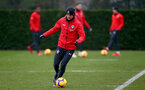 SOUTHAMPTON, ENGLAND - FEBRUARY 01: Mohamed Elyounoussi during a Southampton FC training session at the Staplewood Campus on February 01, 2019 in Southampton, England. (Photo by Matt Watson/Southampton FC via Getty Images)
