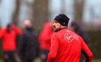 SOUTHAMPTON, ENGLAND - FEBRUARY 01: Danny Ings during a Southampton FC training session at the Staplewood Campus on February 01, 2019 in Southampton, England. (Photo by Matt Watson/Southampton FC via Getty Images)
