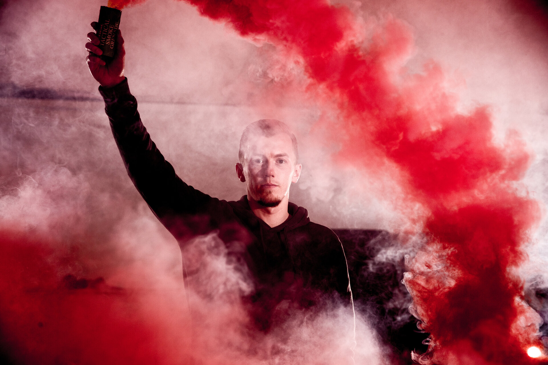 SOUTHAMPTON, ENGLAND - FEBRUARY 06: Southampton FC's James Ward-Prowse pictured for the Club's matchday programme at St Mary's stadium on February 6, 2019 in Southampton, England. (Photo by Matt Watson/Southampton FC via Getty Images)