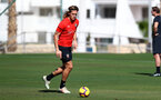 TENERIFE, SPAIN - FEBRUARY 12: Jannik Vestergaard on day 2 of Southampton FC's winter training Camp, on February 12, 2019 in Tenerife, Spain. (Photo by Matt Watson/Southampton FC via Getty Images)