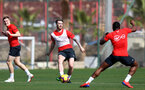 TENERIFE, SPAIN - FEBRUARY 12: Callum Slattery on day 2 of Southampton FC's winter training Camp, on February 12, 2019 in Tenerife, Spain. (Photo by Matt Watson/Southampton FC via Getty Images)