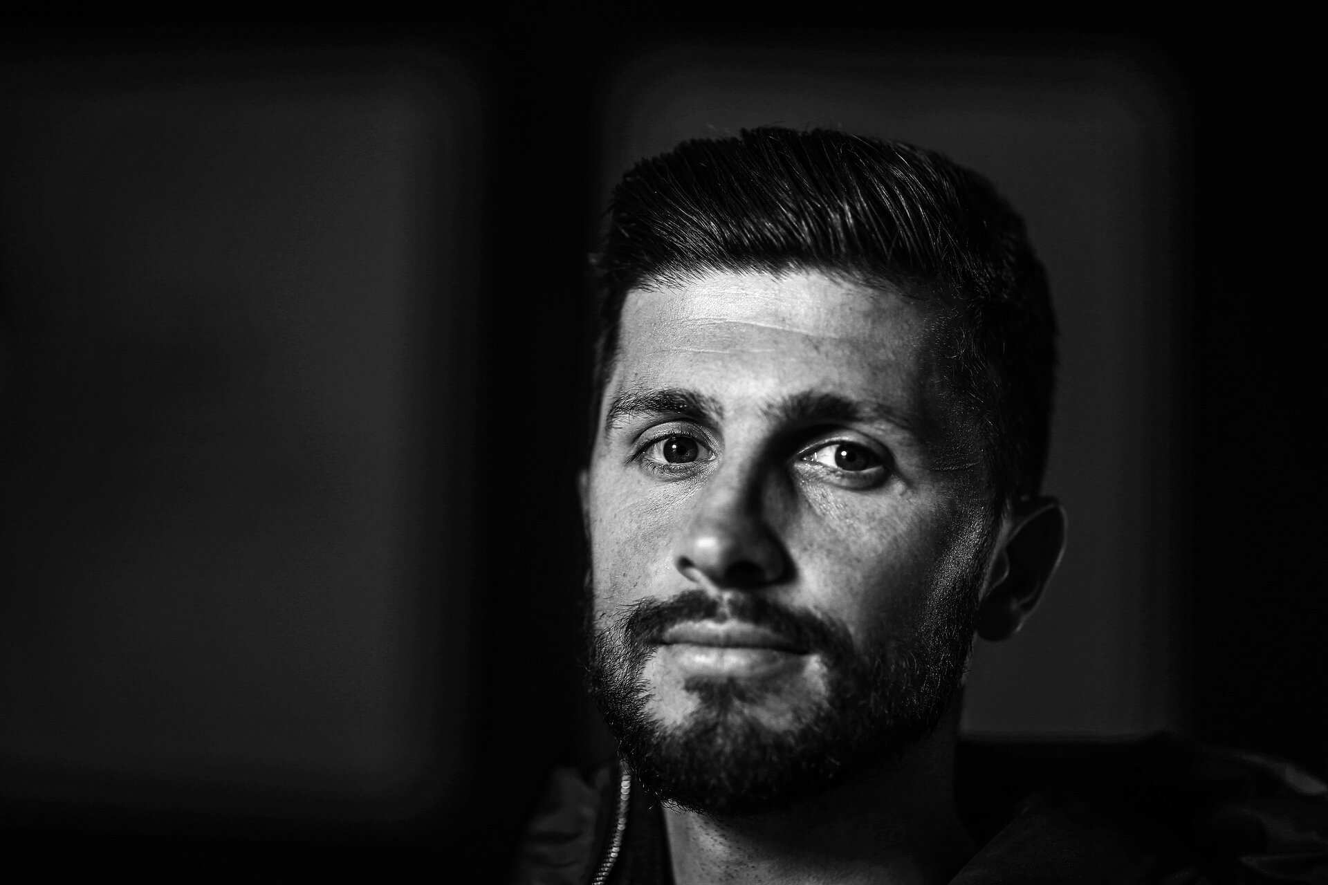 SOUTHAMPTON, ENGLAND - FEBRUARY 22: Southampton FC's Shane Long pictured at the Staplewood Campus for the club's match day magazine, on February 22, 2019 in Southampton, England. (Photo by Matt Watson/Southampton FC via Getty Images)