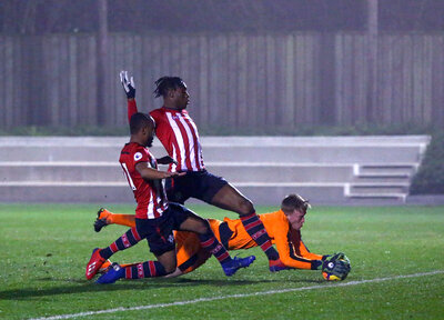 U23 Highlights: Saints 6-2 Notts County