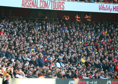 Arsenal tickets on sale