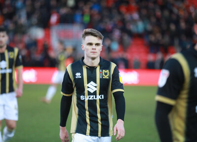 Loan Watch: Hesketh's MK Dons win fifth in a row