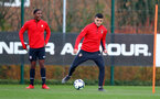 SOUTHAMPTON, ENGLAND - FEBRUARY 28: Mohamed Elyounoussi during a Southampton FC training session at the Staplewood Campus on February 28, 2019 in Southampton, England. (Photo by Matt Watson/Southampton FC via Getty Images)