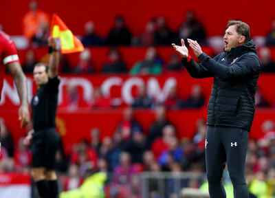 Hasenhüttl pleased by Valery development