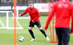 SOUTHAMPTON, ENGLAND - MARCH 05: Callum Slattery during a Southampton FC training session at the Staplewood Campus on March 05, 2019 in Southampton, England. (Photo by Matt Watson/Southampton FC via Getty Images)