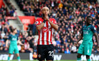 SOUTHAMPTON, ENGLAND - MARCH 09: Nathan Redmond of Southampton during the Premier League match between Southampton FC and Tottenham Hotspur at St Mary's Stadium on March 09, 2019 in Southampton, United Kingdom. (Photo by Matt Watson/Southampton FC via Getty Images)