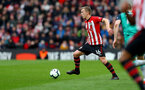 SOUTHAMPTON, ENGLAND - MARCH 09: James Ward-Prowse of Southampton during the Premier League match between Southampton FC and Tottenham Hotspur at St Mary's Stadium on March 09, 2019 in Southampton, United Kingdom. (Photo by Matt Watson/Southampton FC via Getty Images)