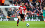 SOUTHAMPTON, ENGLAND - MARCH 09:  Shane Long of Southampton during the Premier League match between Southampton FC and Tottenham Hotspur at St Mary's Stadium on March 09, 2019 in Southampton, United Kingdom. (Photo by James Bridle - Southampton FC/Southampton FC via Getty Images)