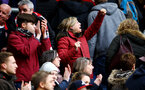 SOUTHAMPTON, ENGLAND - MARCH 09:  Fans clap after the final whistle is blown during the Premier League match between Southampton FC and Tottenham Hotspur at St Mary's Stadium on March 09, 2019 in Southampton, United Kingdom. (Photo by James Bridle - Southampton FC/Southampton FC via Getty Images)