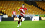 WOLVERHAMPTON, ENGLAND - MARCH 05:  Callum Slattery during the PL2 U23's match between Wolverhampton Wanders and Southampton FC at Molineux Stadium in Wolverhampton, England, on March 05, 2019 (Photo by James Bridle - Southampton FC/Southampton FC via Getty Images)