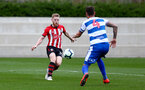 Josh Sims during a friendly match between Southampton and QPR, at the Staplewood Campus, Southampton, 20th March 2019