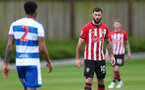 Charlie Austin during a friendly match between Southampton and QPR, at the Staplewood Campus, Southampton, 20th March 2019