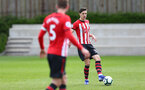 Alfie Jones during a friendly match between Southampton and QPR, at the Staplewood Campus, Southampton, 20th March 2019