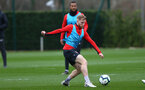 Josh Sims during Southampton FC training session at the Staplewood Campus, Southampton, 22nd March 2019