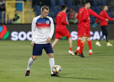 Ward-Prowse earns second cap in England win