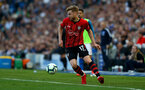 BRIGHTON, ENGLAND - MARCH 30: Stuart Armstrong of Southampton during the Premier League match between Brighton & Hove Albion and Southampton FC at American Express Community Stadium on March 30, 2019 in Brighton, United Kingdom. (Photo by Matt Watson/Southampton FC via Getty Images)