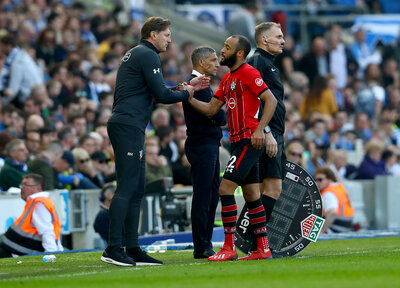 Hasenhüttl praises hard-working Redmond