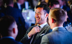 SOUTHAMPTON, ENGLAND - APRIL 12: Maya Yoshida during the Southampton FC Foundation Charity Dinner pictured at St Marys Stadium on April 12, 2019 in Southampton, England. (Photo by James Bridle - Southampton FC/Southampton FC via Getty Images)