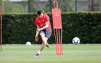 SOUTHAMPTON, ENGLAND - APRIL 18: Mohamed Elyounoussi during a Southampton FC training session at the Staplewood Campus on April 18, 2019 in Southampton, England. (Photo by Matt Watson/Southampton FC via Getty Images)