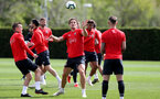 SOUTHAMPTON, ENGLAND - APRIL 25: Sam Gallagher during a Southampton FC training session at the Staplewood Campus on April 25, 2019 in Southampton, England. (Photo by Matt Watson/Southampton FC via Getty Images)